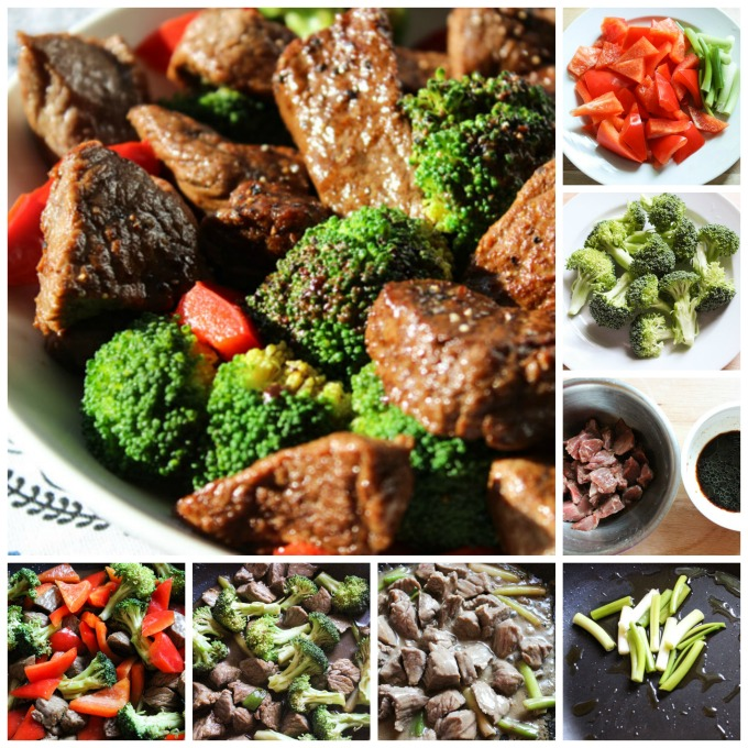 How to make tasty beef and brocolli