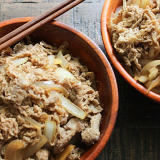 Savory Beef and Onion