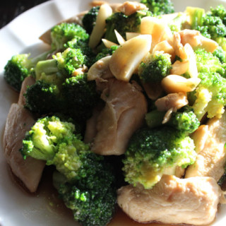Chicken and Brocolli