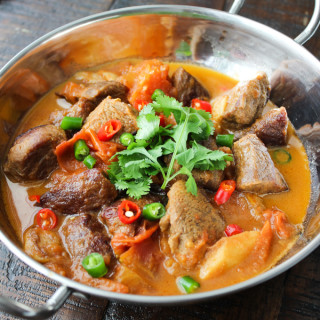 Beef and Tomato Stew