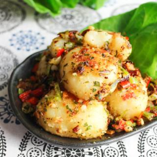 Cumin Pan-seared Potato Recipe