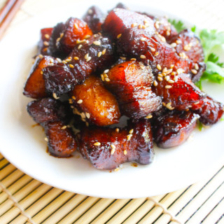 Sugar Braised Pork Belly Recipe