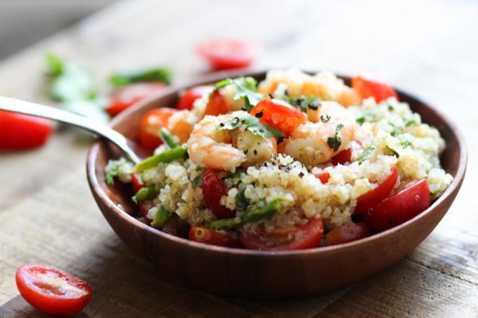 Shrimp Salad | Spice the Plate