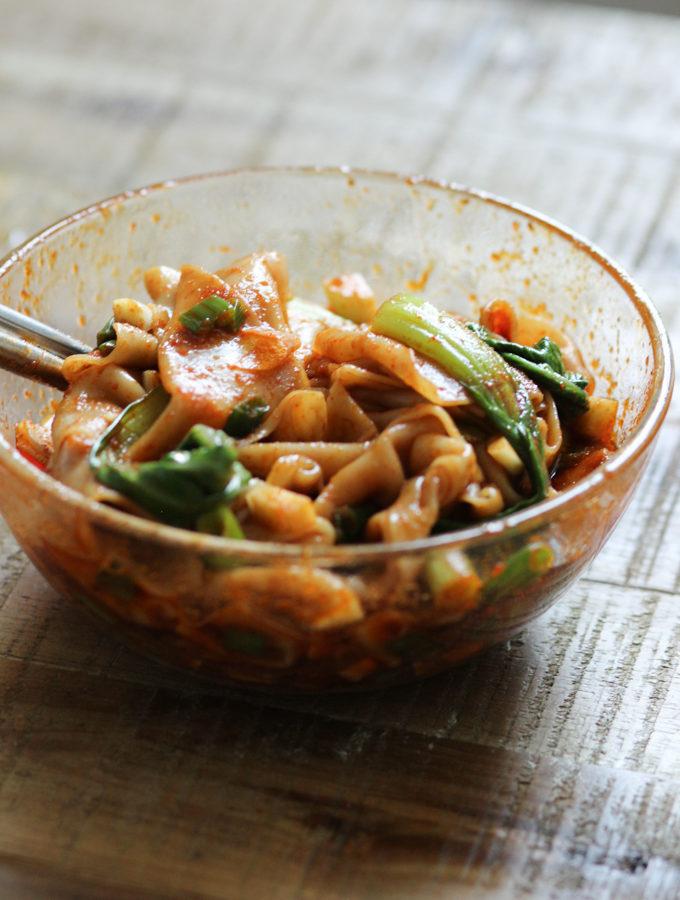 Chili Oil Noodle