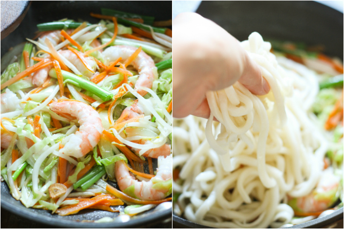 stir-fried-udon-with-shrimp-step-two