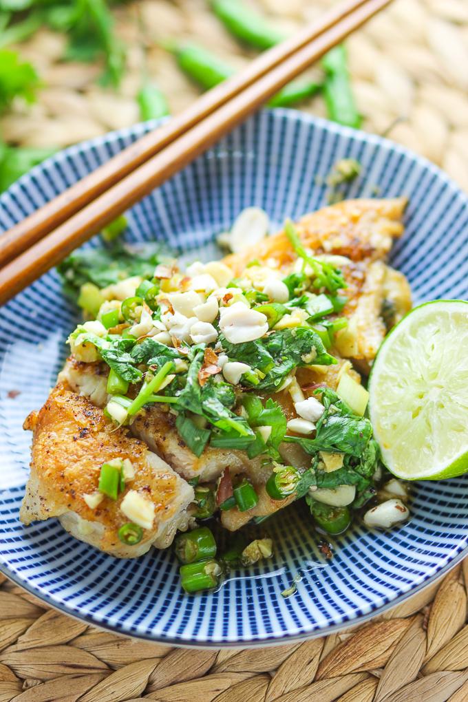 Cilantro Thai Chicken Breast