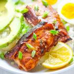 15-minute Easy Teriyaki Salmon
