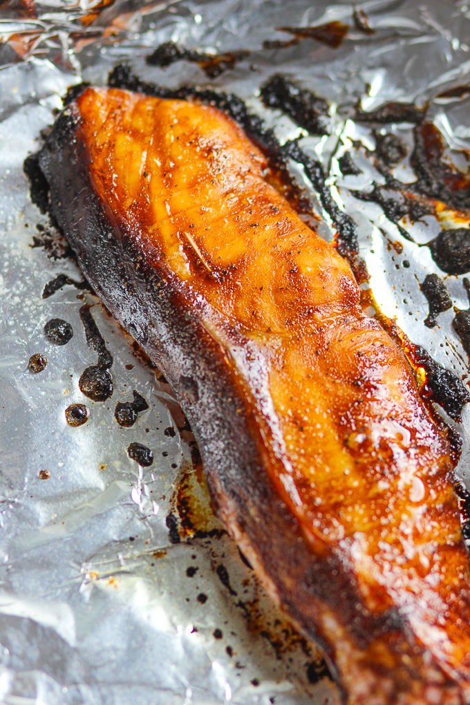 Teriyaki Salmon-3