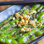 Pan-seared Green Chili Pepper