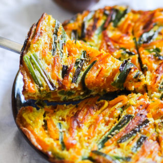 Chinese-style Pumpkin Omelette
