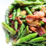 Easy Bacon and Asparagus