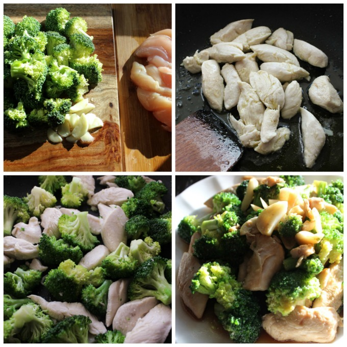 How to Make Chicken and Brocolli