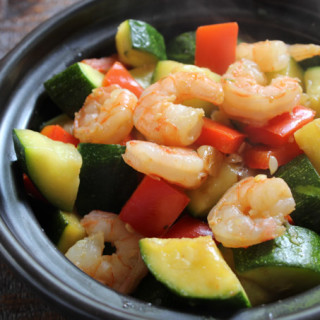 Shrimp with Zucchini (5 of 8)