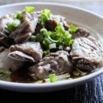 Steamed Pork Ribs with Black Bean Sauce