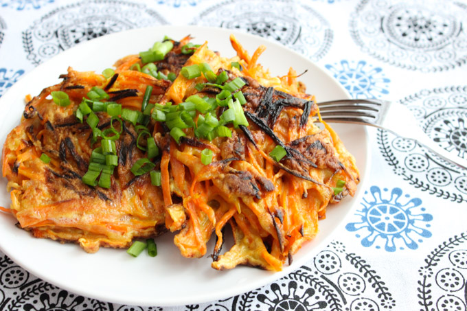 Tasty carrot pancake (10 of 12)