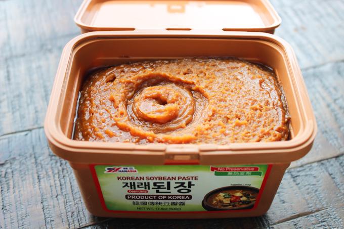 Korean kochujiang