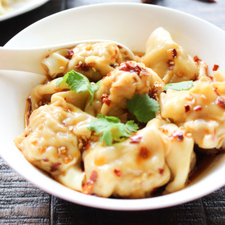 Chili Oil Wonton Recipe