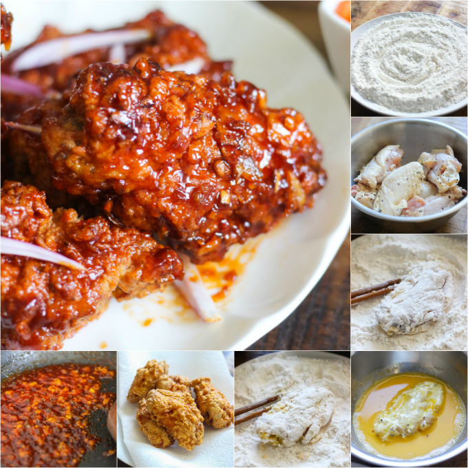 how-to-make-sweet-and-sour-chicken-wings