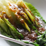 Garlic Sauce Romaine Lettuce