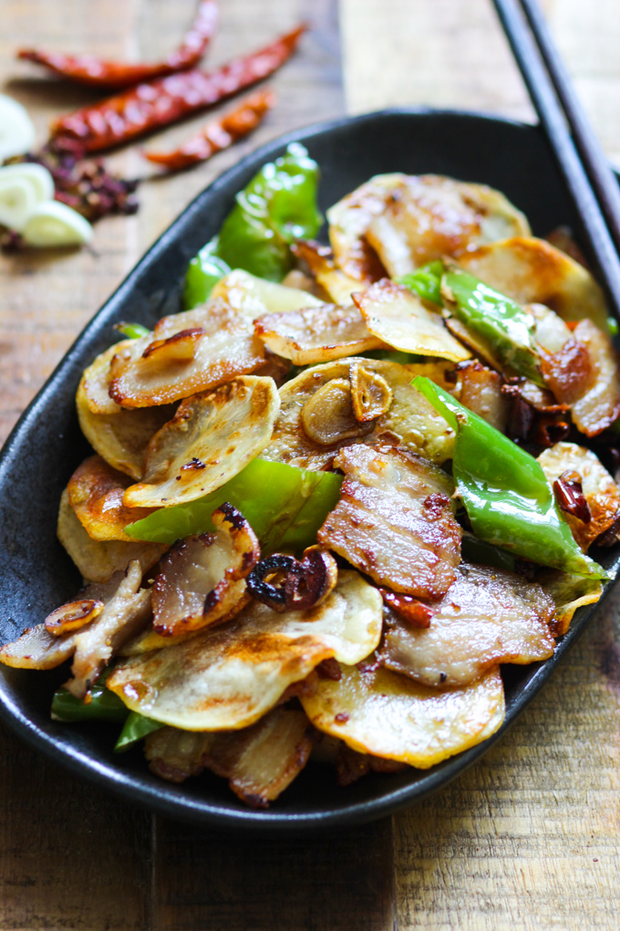 Pork Belly and Crispy Potato