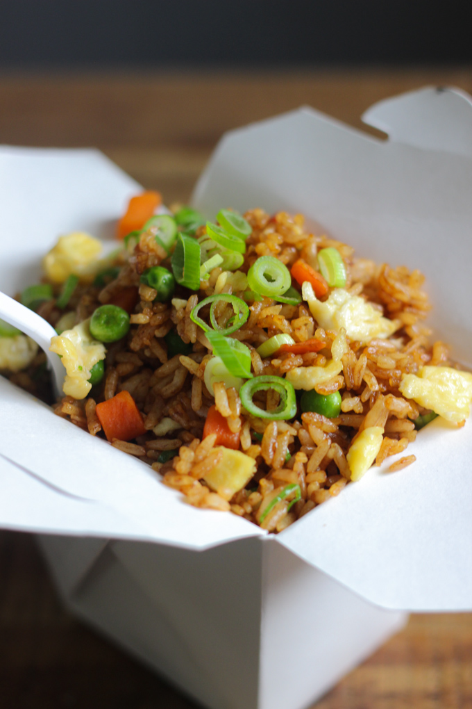 Vegetable Fried Rice Spice The Plate