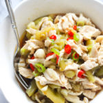 Chicken and Eggplant Side Dish