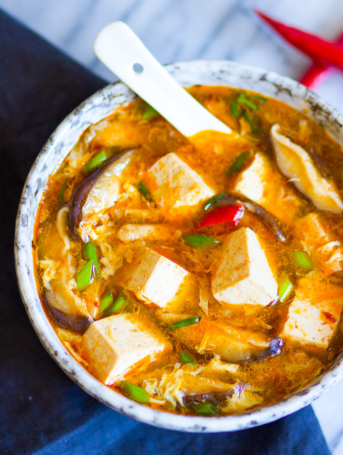 The Best Hot and Sour Soup