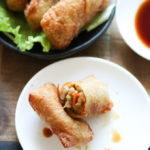 Home-made Egg Rolls
